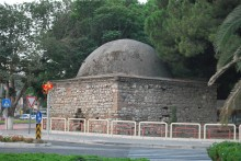 Old Turkish tomb in Selçuk