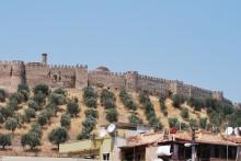 Ayasuluk Fortress in Selçuk