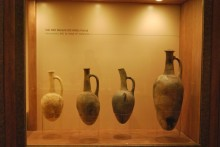 Hittite vases from the 16th century BCE