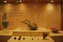 Hittite artifacts - the 16th century BCE