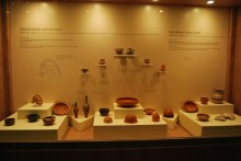 Hellenistic finds - the 4th to the 1st century BCE