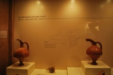 Hittite finds from Hattusa - the 17th to the 15th century BCE