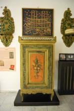 Edirnekâri decoration, ethnographic section, Archaeological and Ethnographic Museum in Edirne