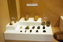 Finds from Hoca Çeşme tumulus, Archaeological and Ethnographic Museum in Edirne