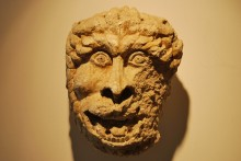 Lion's head, Archaeological and Ethnographic Museum in Edirne