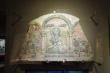 Decoration from Hagios Georgios church