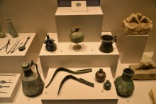 Roman kitchen utensils