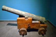 Ottoman cannon from Alanya