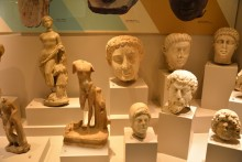 Roman sculpture exposition