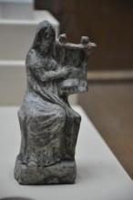 Terracotta statuette from Dardanos, Archaeology Museum in Çanakkale