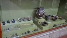 THe finds from Yenibademli Höyük on Imbros (Gökçeada), Archaeology Museum in Çanakkale