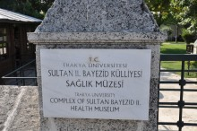 Health Museum in Edirne