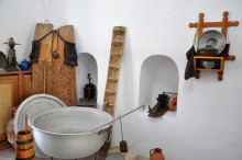Health Museum in Edirne - Kitchen for Patients