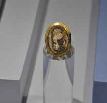 Miletus Museum - Hellenistic brooch