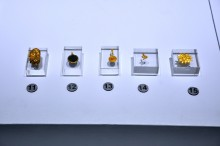 Miletus Museum - collection of jewelry
