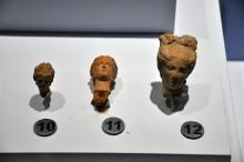 Miletus Museum - terracotta figurines