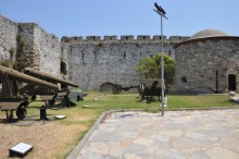 Military Museum and Çimenlik Castle in Çanakkale