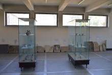 The interior of Ürgüp Museum