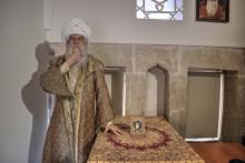 Museum of Turkish and Islamic Arts in Edirne - room of Mimar Sinan