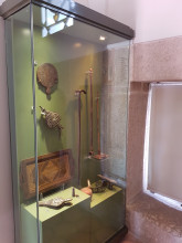 Museum of Turkish and Islamic Arts in Edirne - Edirnekari objects