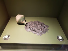 Museum of Turkish and Islamic Arts in Edirne - Ottoman-era coins