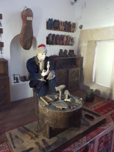 Museum of Turkish and Islamic Arts in Edirne - shoemaker room