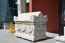 Courtyard of Tarsus Museum