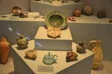 Finds from the ruins of Makam-ı Danyal Mosque - Tarsus Museum