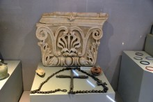 Finds from the St. Paul's Well in Tarsus - Tarsus Museum