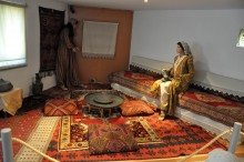 Interior of a Tarsus house - Etnography Hall - Tarsus Museum