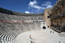 The theatre in Aspendos