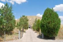 "Tumulus MM (for ""Midas Mound"") in Gordion"