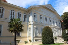 Yıldız Palace Complex in Istanbul