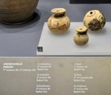 Greco-roman ceramics