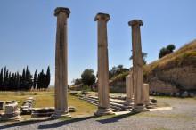 The Northern Stoa in Asklepieion of Pergamon