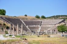 The Roman theatre in Asklepieion of Pergamon