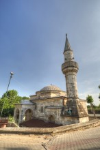 Şahmelek Mosque in Edirne