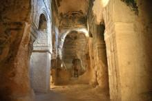 Belha Monastery near Özkonak