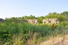 Bigalı Fortress in 2012