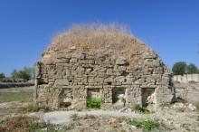 Bigalı Fortress in 2013