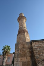 Broken Minaret in Antalya