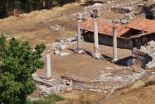 Byzantine monastery of Ayasuluk in Selçuk