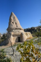 Church of the Evil Eye (El Nazar Kilise) in Göreme