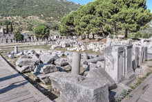 Commercial Agora in Ephesus