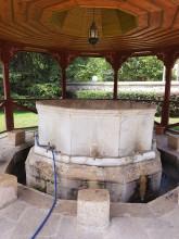 Darülhadis Mosque in Edirne - the ablution fountain