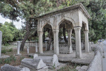 Fatma Sultan Cemetery in Edirne - the Mausoleum of Fatma Sultan