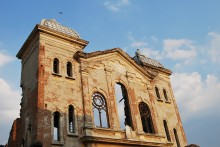Grand Synagogue of Edirne before restoration (2011)