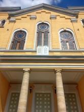 Grand Synagogue of Edirne after restoration (2017)