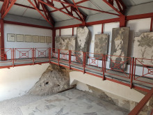 General view of the Mosaic Museum