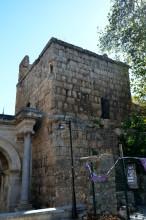 The Roman tower of Julia Sancta